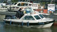 Unser Fahrschulboot